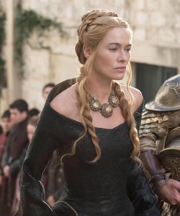 Margaery Tyrell: Le noir lui va si bien!