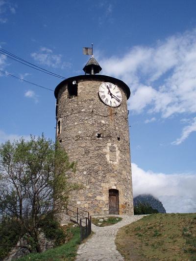 Le castellat de Tarascon sur Ariège