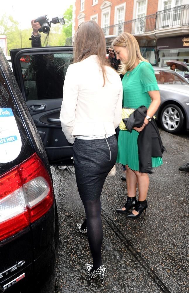Pippa et Vanity Fair