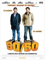 50/50 affiche