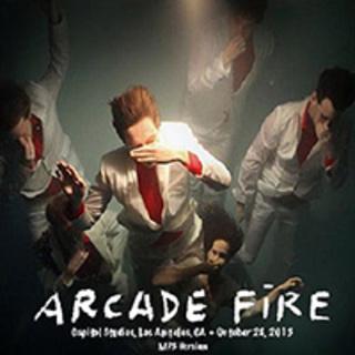 Live : Arcade Fire - Capitol Studios FM - LA - 28 octobre 2013