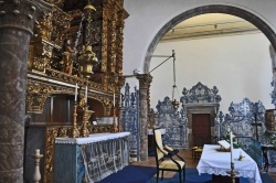 Azulejos...et Igreja da Misericordia...