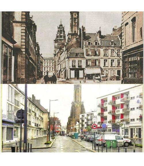 La rue de la Paix, ex rue des Boucheries