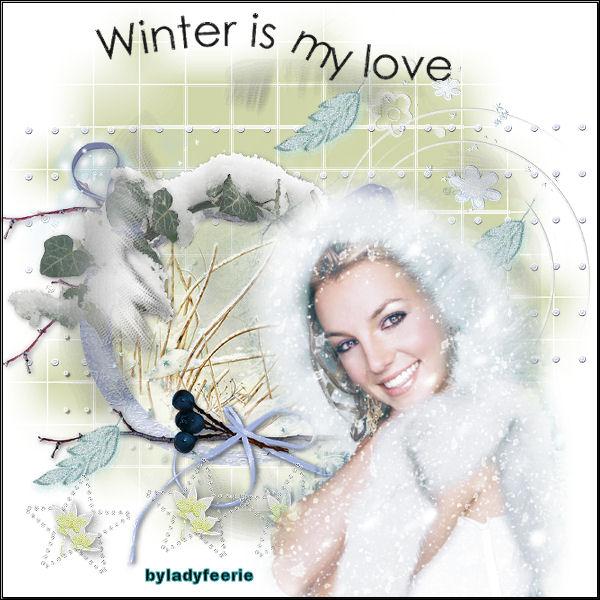 L'hiver est mon amour