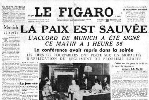 1938, une année de peur