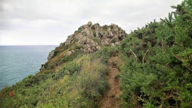 La Pointe de Begastel en Plouha