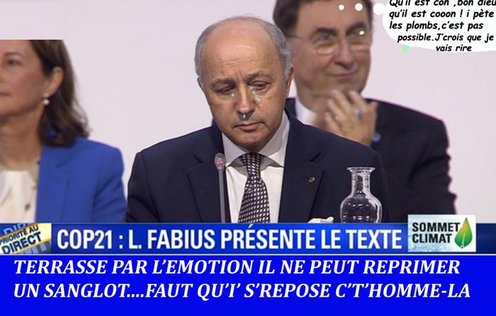 COP21/ DOULEUR
