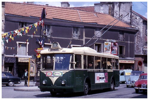 Le trolleybus - 1925/1963