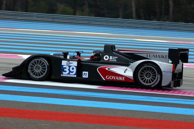 Le Mans 2011 Abandons I