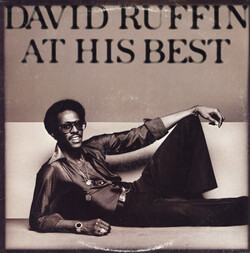 David Ruffin - At His Best - Complete LP