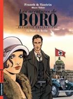 La Dame de Berlin, les aventures de Boro, FRANCK, VAUTRIN, VEBER