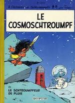 """Chronique de la BD """"Le cosmoschtroumpf"""""""