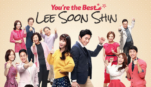 You're the Best Lee Soon Shin - 최고다 이순신