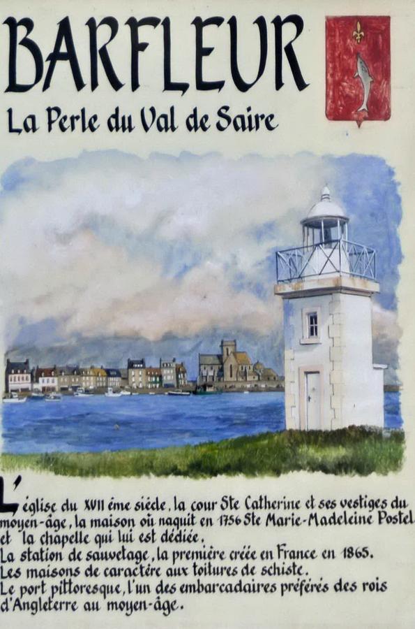 « Barfleur, perle du Val de Saire »