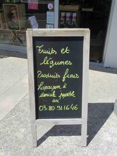 L'épicerie de Lucie vous accueille avec ses très bons produits !