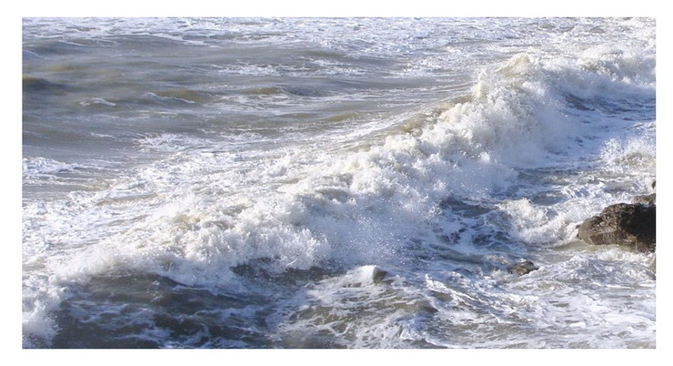 Quand la mer gronde