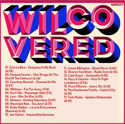 Covers : Uncut - Wilcovered - Artistes variés