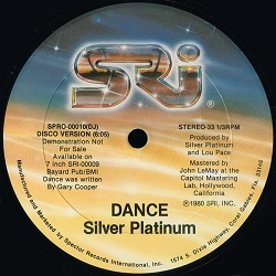 Silver Platinum - Dance