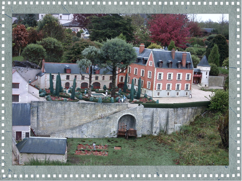 37400 Ambroise Minis Châteaux de la Loire