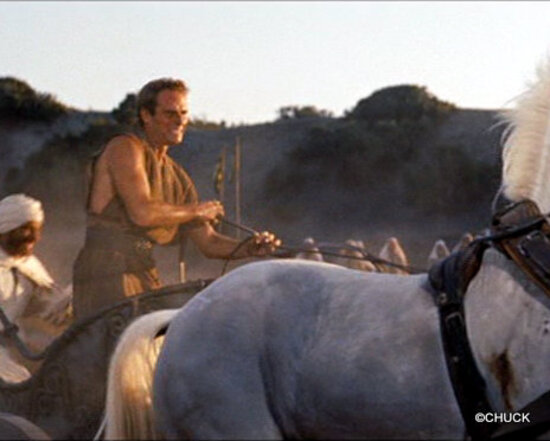 BEN HUR (1959) PHOTOS Partie 2