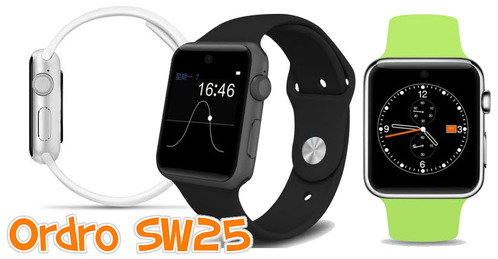 Ordro SW25 : l'Apple Watch made in China !