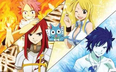 Scans : Fairy Tail