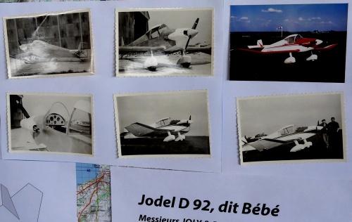 Daniel Badarelle : 50 ans de bénévolat à l'Aéro-Club de Châtillon sur Seine !