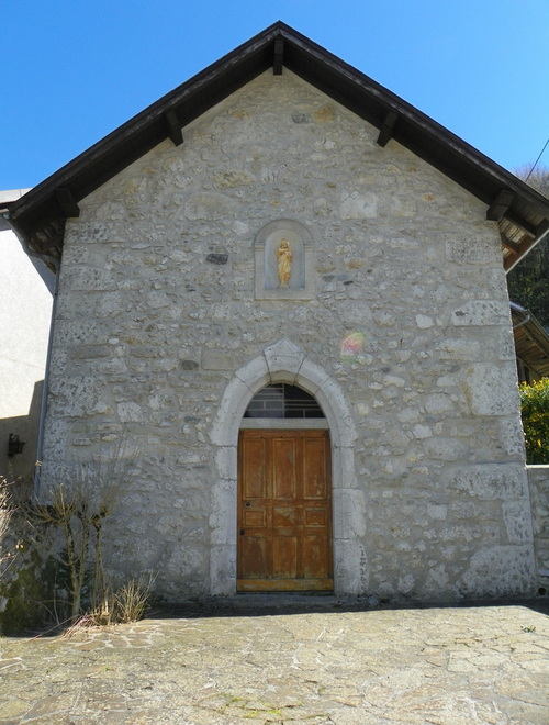 La chapelle de la Chambotte