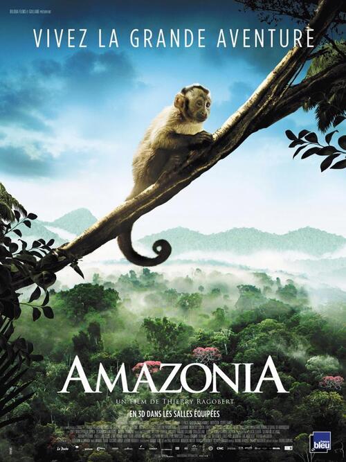 "Bonsoir a l'honneur : "" Amazonia """