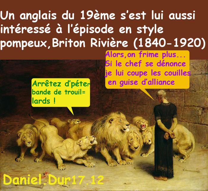 Daniel le Prophète