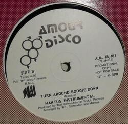 Mantus - Turn Around Boogie Down