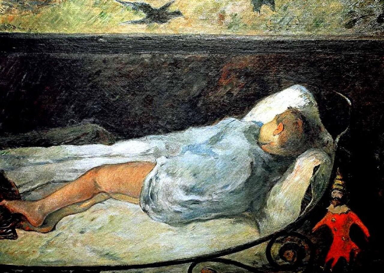 Gauguin 4 /  1880 -82 : rue de Vaugirard (2)