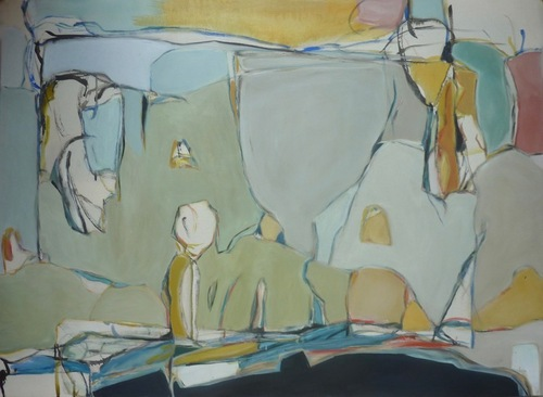 Mes peintures juillet 2020