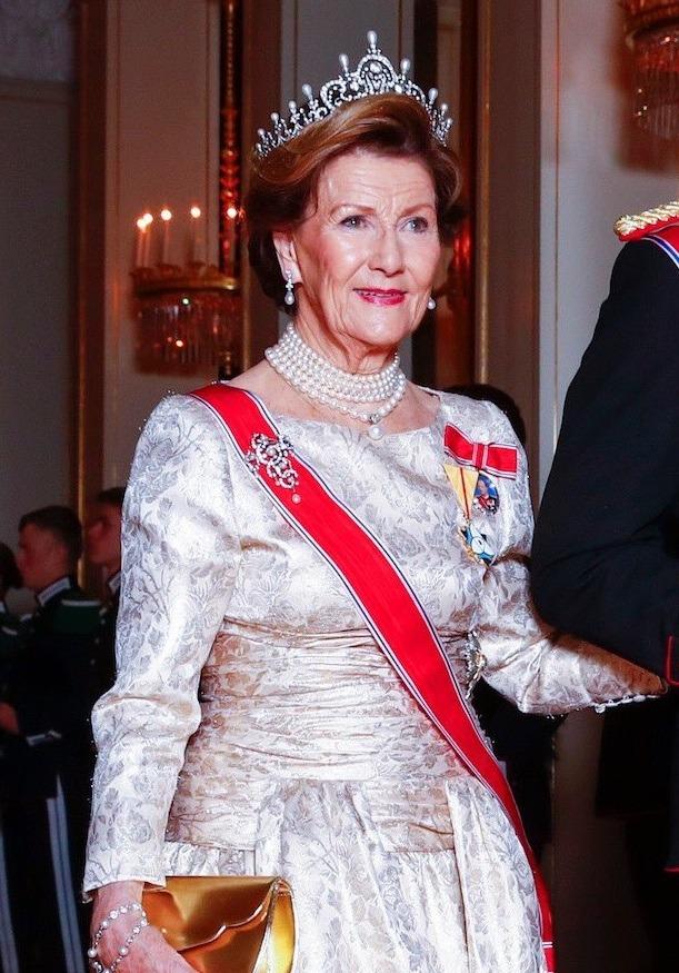 Reine Sonia de Norvège