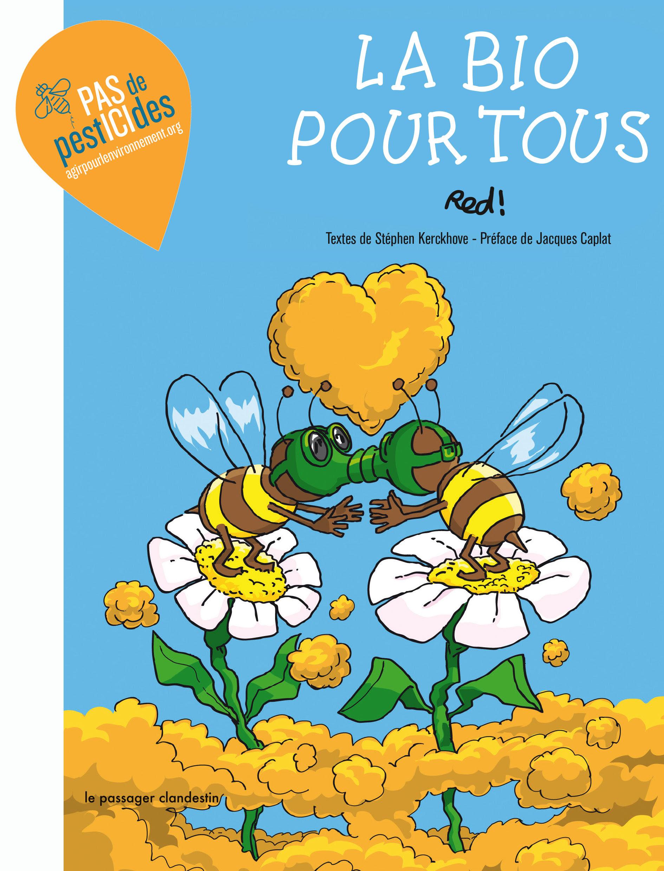 """LE LIVRE """"La bio pour tous"""""""