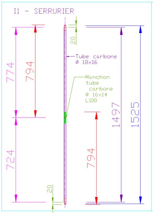 plan tubes serrurier