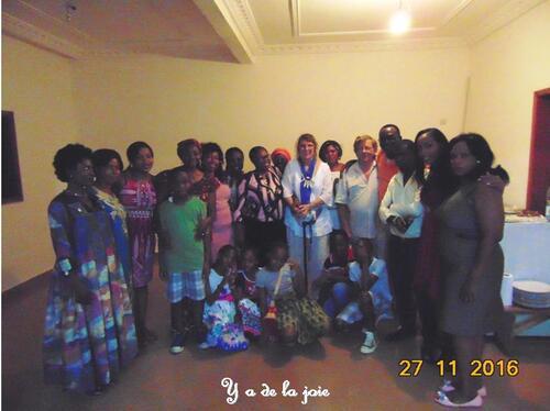 Notre Grande Aventure au CAMEROUN 19 à terminer