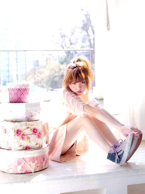 """Haruka Shimazaki est le cinquantième plus beaux visages du Monde en 2014 selon """"TC Candler"""""""