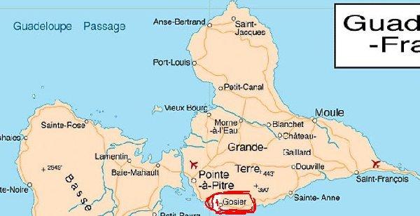 Guadeloupe (4) Le Gosier   l'Univers de Klinep