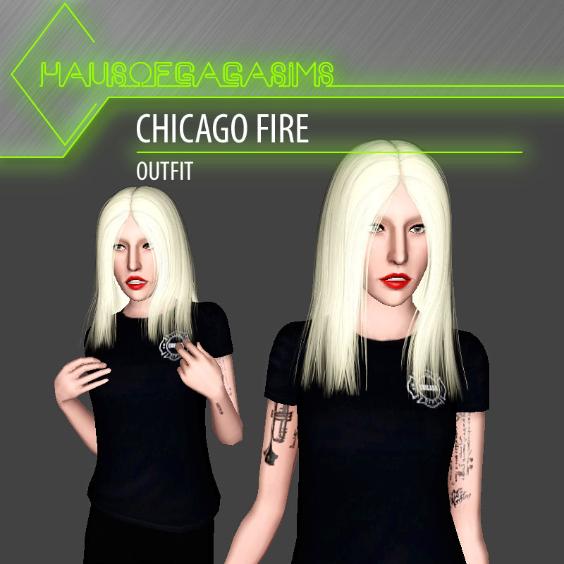 CHICAGO FIRE OUTFIT