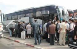 حافلة لنقل المسافرين تتعرض لهجوم بالرصاص بجيجل