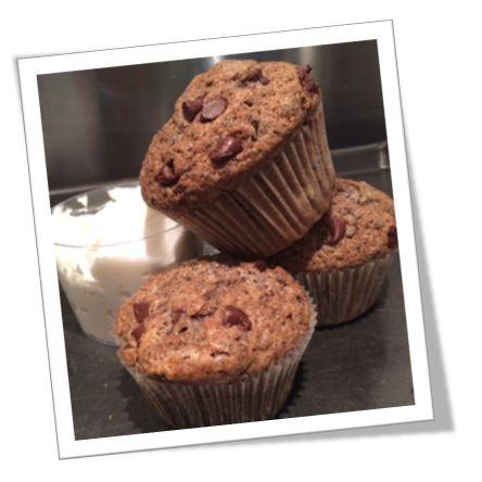 Muffins aux Oréo et pépites de chocolat