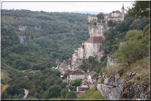Retour sur Rocamadour