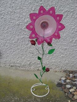 Décors de jardin avec de la récup