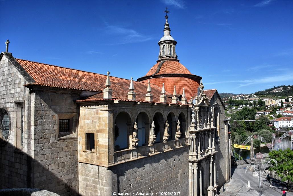 Eglise de San Gonzalo - Amarante - Portugal