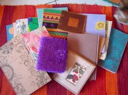 Carnets et cahiers de toute sorte : ma folie papetière !
