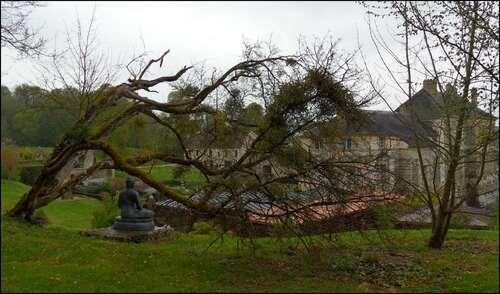 Le sentier de Tros ( Yonne)