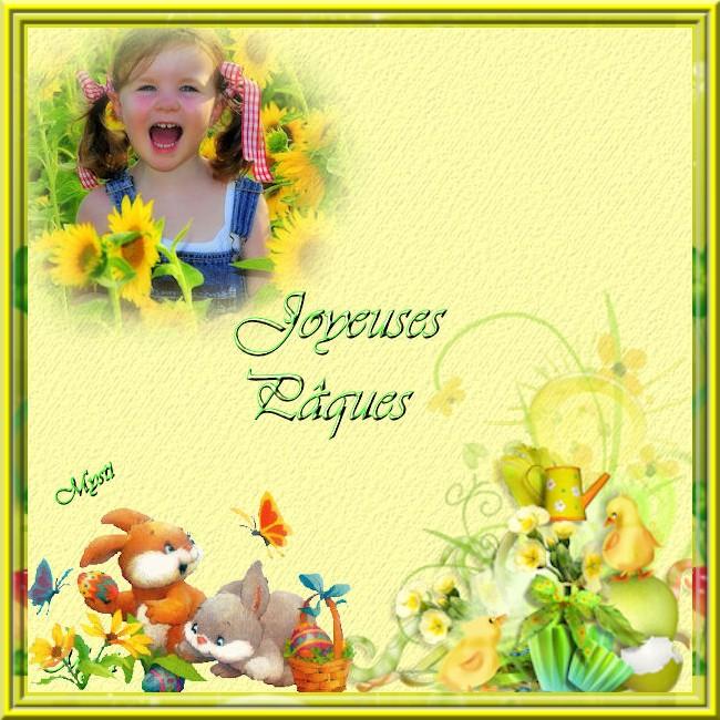 Défi de  Pâques chez les Aînés