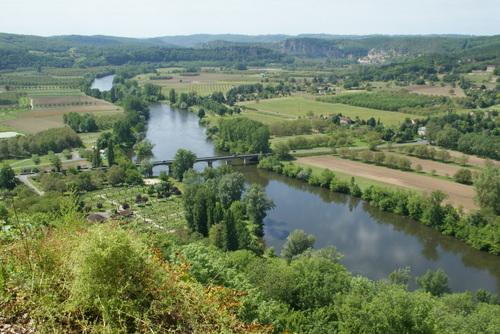 Randonnée.Domme.Castelnau. Périgord noir..26.05.2016