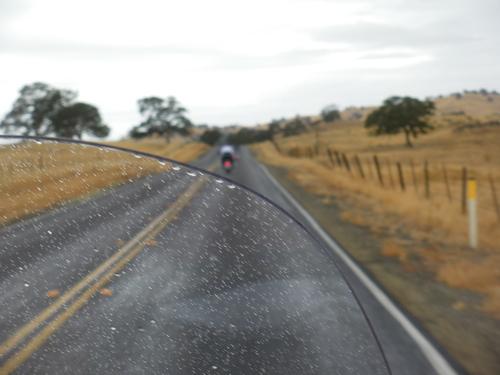 J+11 route vers San Francisco